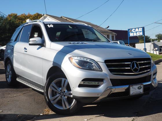 2014 Mercedes-Benz ML-Class ML350 4Matic:20 car images available