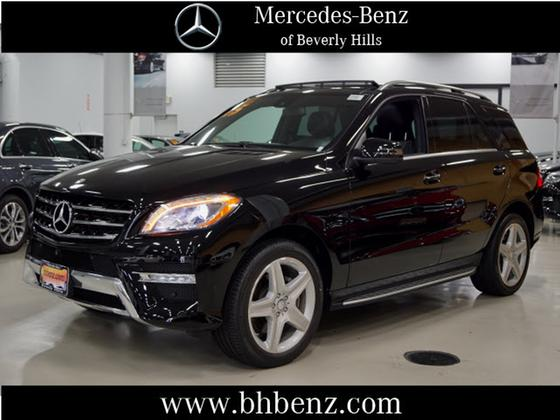 2015 Mercedes-Benz ML-Class ML350 4Matic:23 car images available