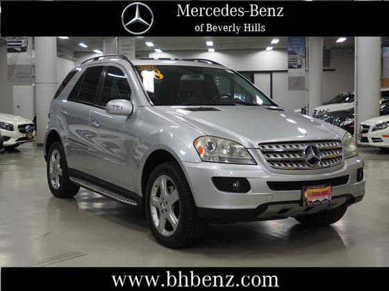 2008 Mercedes-Benz ML-Class ML350 4Matic:23 car images available