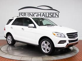 2015 Mercedes-Benz ML-Class ML350 4Matic:22 car images available