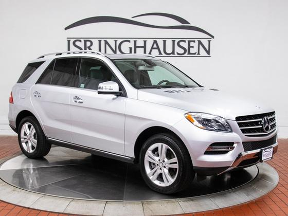 2013 Mercedes-Benz ML-Class ML350 4Matic:23 car images available