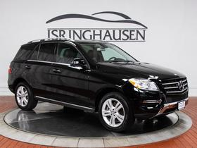 2014 Mercedes-Benz ML-Class ML350 4Matic:23 car images available