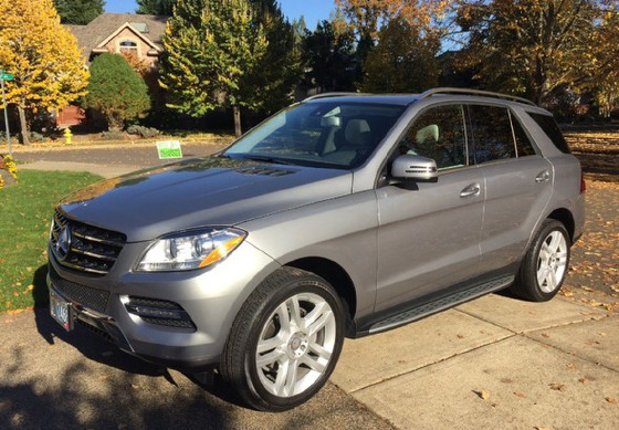 2015 Mercedes-Benz ML-Class ML350 4Matic:9 car images available