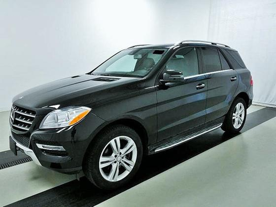 2015 Mercedes-Benz ML-Class ML350 4Matic:4 car images available