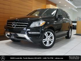 2012 Mercedes-Benz ML-Class ML350 4Matic:24 car images available
