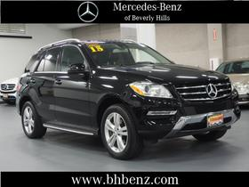 2015 Mercedes-Benz ML-Class ML350 4Matic:19 car images available