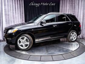 2015 Mercedes-Benz ML-Class ML350 4Matic:24 car images available