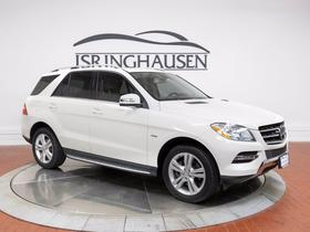 2012 Mercedes-Benz ML-Class ML350 4Matic:21 car images available