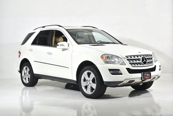 2011 Mercedes-Benz ML-Class ML350 4Matic:24 car images available