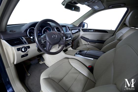 2015 Mercedes-Benz ML-Class ML350 4Matic