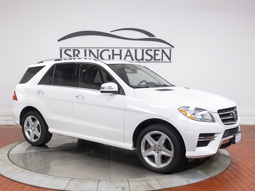 2015 Mercedes-Benz ML-Class ML350 4Matic:20 car images available
