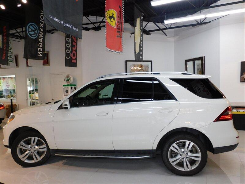 2013 Mercedes-Benz ML-Class ML350 4Matic:17 car images available