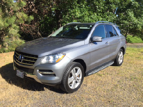 2012 Mercedes-Benz ML-Class ML350 BlueTEC:16 car images available