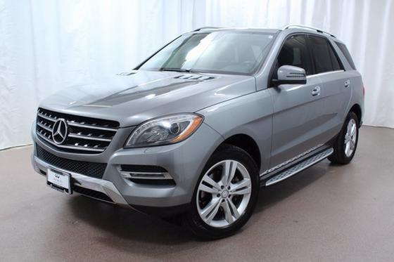 2013 Mercedes-Benz ML-Class ML350:23 car images available
