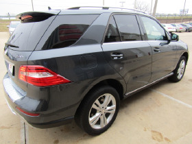 2014 Mercedes-Benz ML-Class ML350