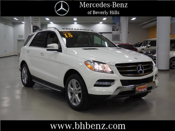 2015 Mercedes-Benz ML-Class ML350:19 car images available