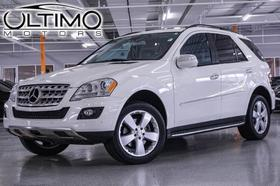 2009 Mercedes-Benz ML-Class ML350:24 car images available