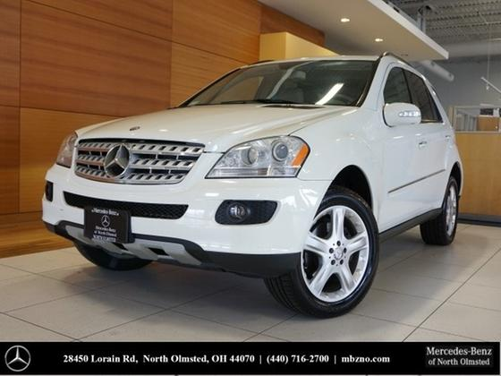 2008 Mercedes-Benz ML-Class ML350:24 car images available