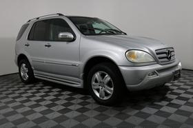 2005 Mercedes-Benz ML-Class ML350:24 car images available