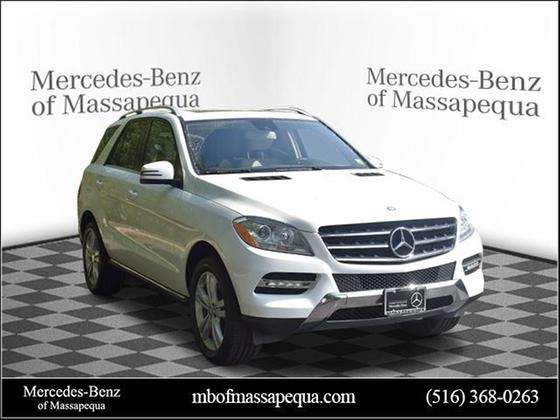 2015 Mercedes-Benz ML-Class ML350:23 car images available
