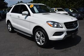 2015 Mercedes-Benz ML-Class ML350:21 car images available