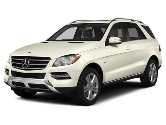 2015 Mercedes-Benz ML-Class ML350 : Car has generic photo