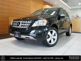 2010 Mercedes-Benz ML-Class ML350:24 car images available