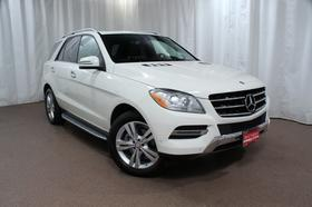 2013 Mercedes-Benz ML-Class ML350:24 car images available