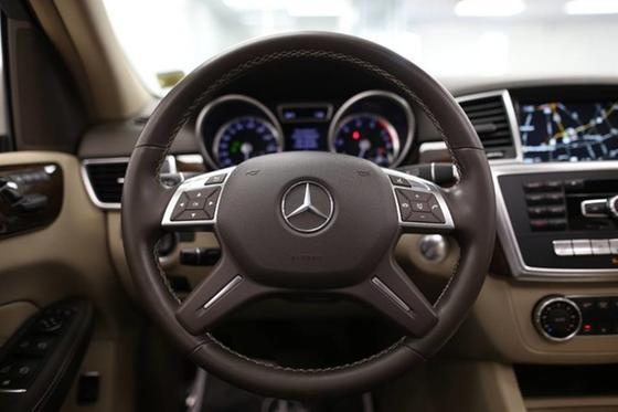 2014 Mercedes-Benz ML-Class ML350