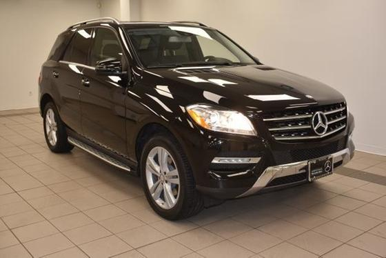 2015 Mercedes-Benz ML-Class ML350:20 car images available