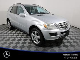 2008 Mercedes-Benz ML-Class ML350:16 car images available