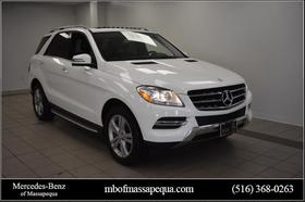 2015 Mercedes-Benz ML-Class ML350:24 car images available