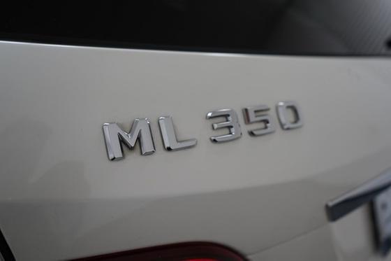 2013 Mercedes-Benz ML-Class ML350