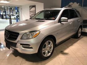 2012 Mercedes-Benz ML-Class ML350:2 car images available