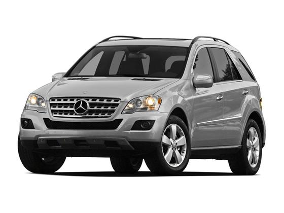 2011 Mercedes-Benz ML-Class ML350 : Car has generic photo