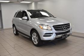 2014 Mercedes-Benz ML-Class ML350:20 car images available