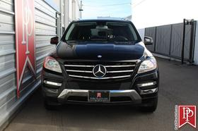 2015 Mercedes-Benz ML-Class ML350