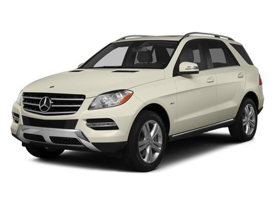2014 Mercedes-Benz ML-Class ML350 : Car has generic photo