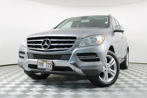 2013 Mercedes-Benz ML-Class ML350:15 car images available