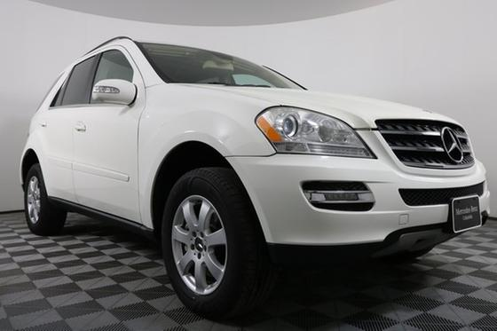 2007 Mercedes-Benz ML-Class ML350:24 car images available