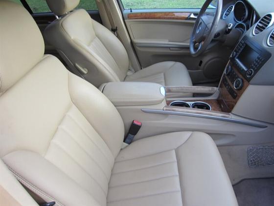 2008 Mercedes-Benz ML-Class ML350