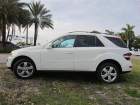 2011 Mercedes-Benz ML-Class ML350:19 car images available