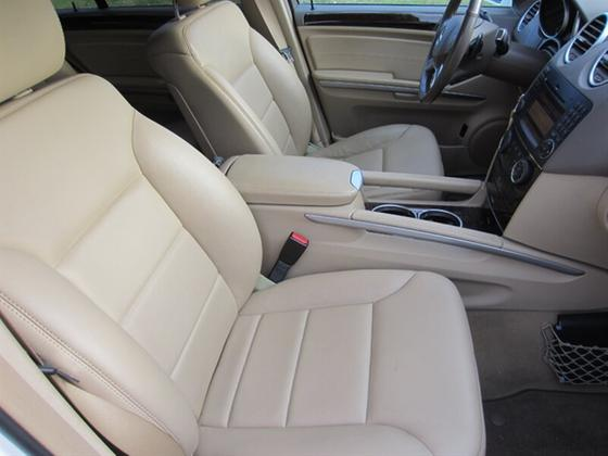2011 Mercedes-Benz ML-Class ML350