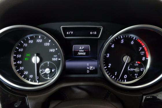 2015 Mercedes-Benz ML-Class ML350