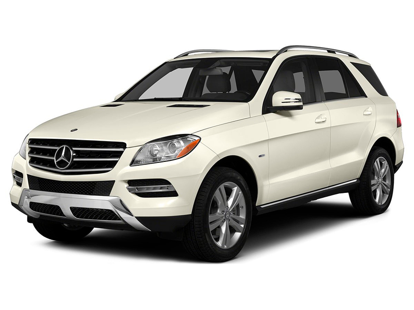 2013 Mercedes-Benz ML-Class ML350 : Car has generic photo