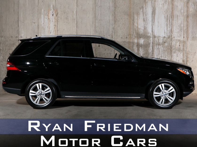 2012 Mercedes-Benz ML-Class ML350:24 car images available