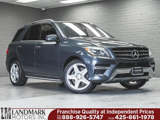 2015 Mercedes-Benz ML-Class ML400 4Matic:24 car images available