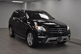 2015 Mercedes-Benz ML-Class ML400:20 car images available