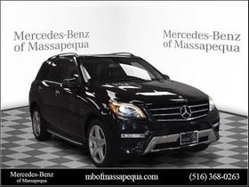 2015 Mercedes-Benz ML-Class ML400:24 car images available