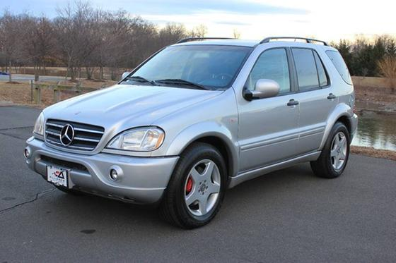 2000 Mercedes-Benz ML-Class ML55 AMG:24 car images available